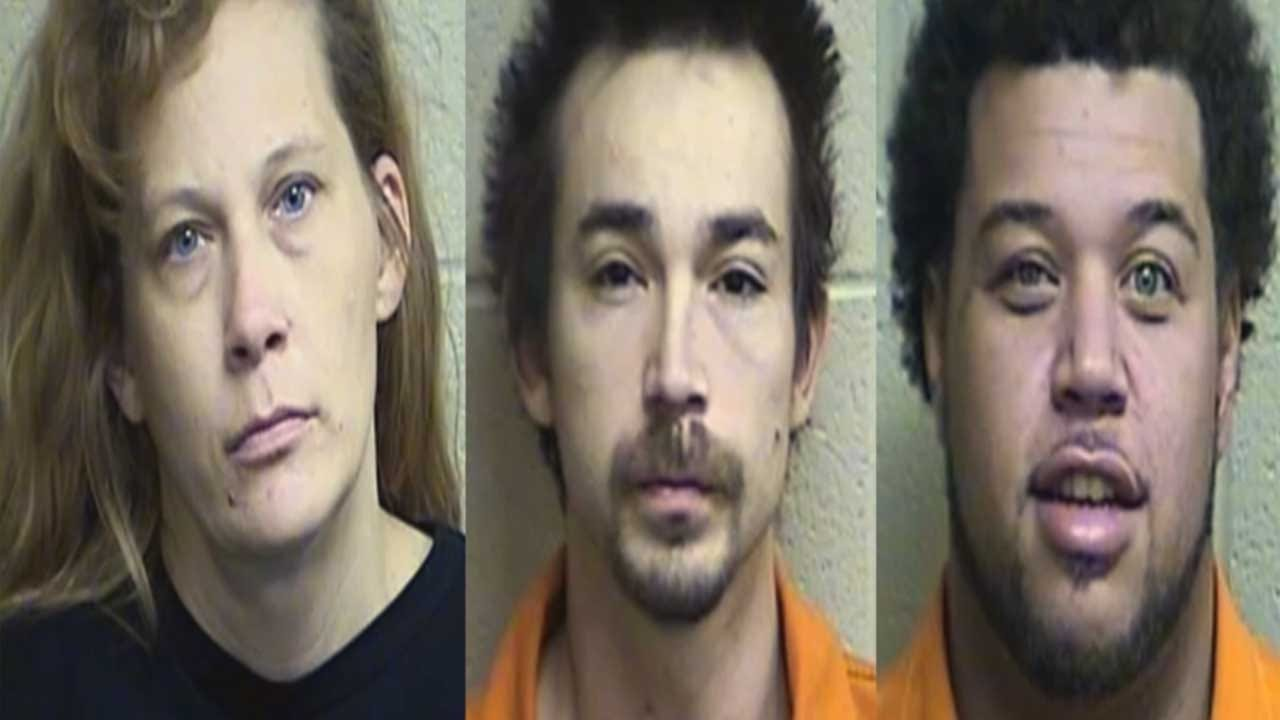 Three Arrested, Accused Of Kidnapping