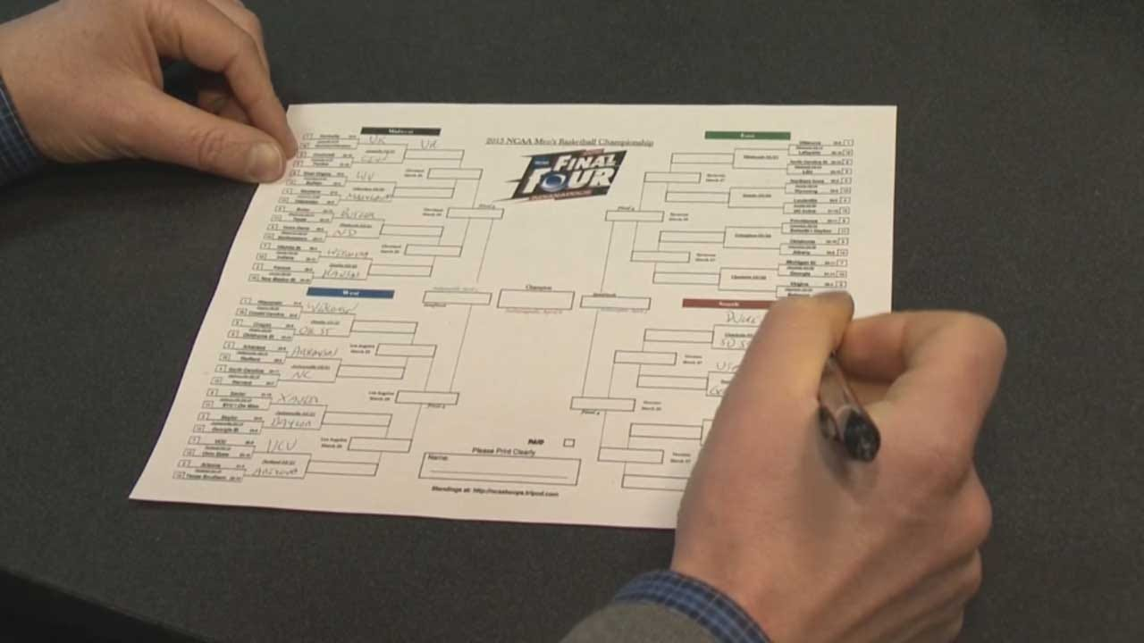 March Madness Tough For Those Battling Gambling Addiction