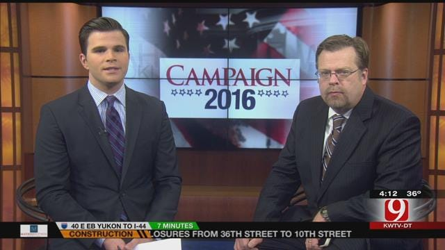 Political Analyst Scott Mitchell Breaks Down Super Tuesday