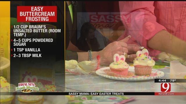Hidden Treat Cupcakes