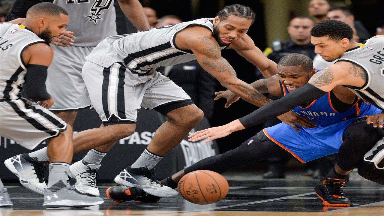 Thunder vs. Spurs Preview
