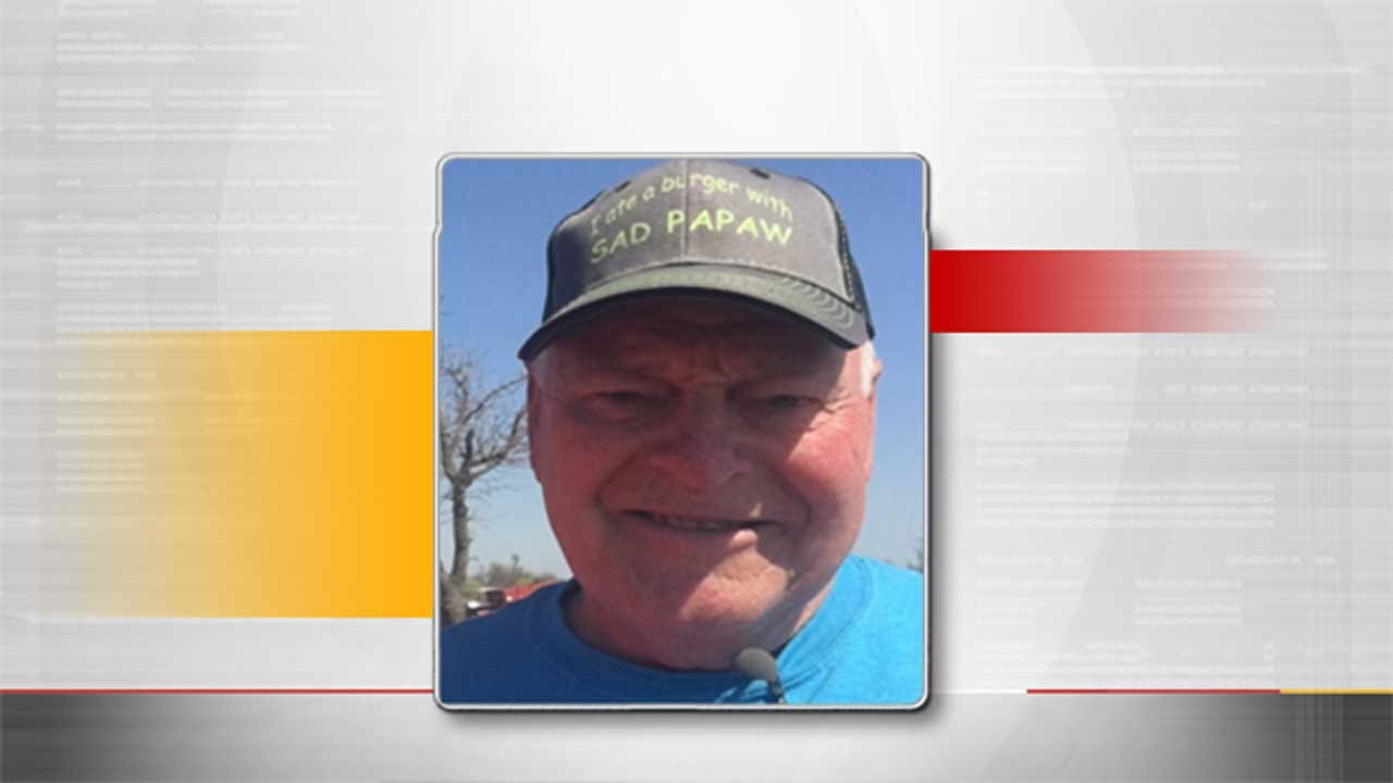 Hundreds Show Up For Cookout With Oklahoma's 'Sad Papaw'