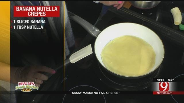 Two Crepe Recipes