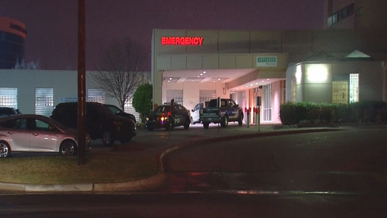 Police Investigate After Shooting Victim Walks Into OKC Hospital