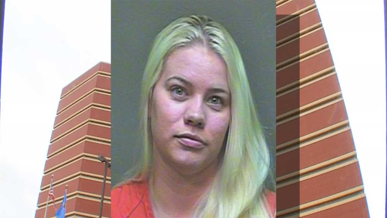 OK Co. Jail Employee Accused Of Smuggling Contraband To Inmates