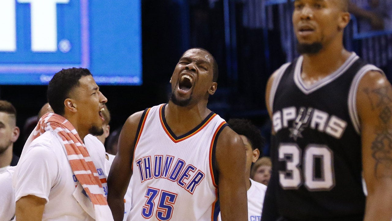 Thunder Social Scene: OKC Looks to Close Out Spurs