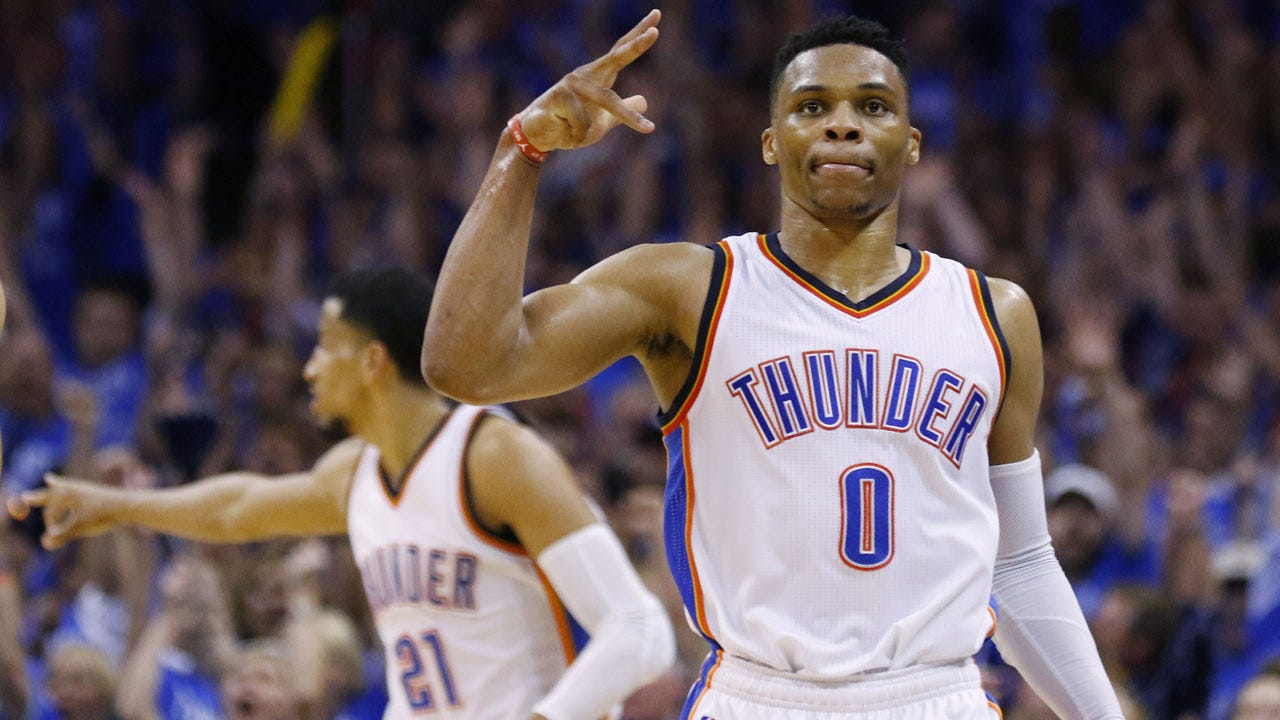 Thunder Storm to Western Conference Finals After Closing Out Spurs
