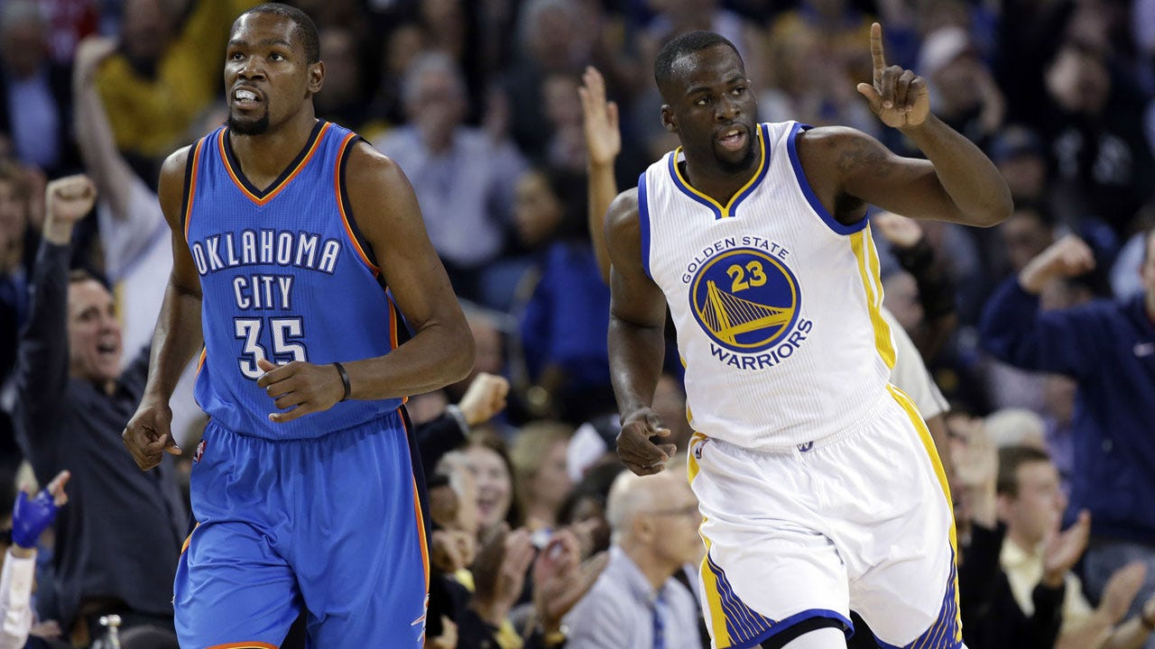 Looking Back: Warriors Went 3-0 Against Thunder in Regular Season