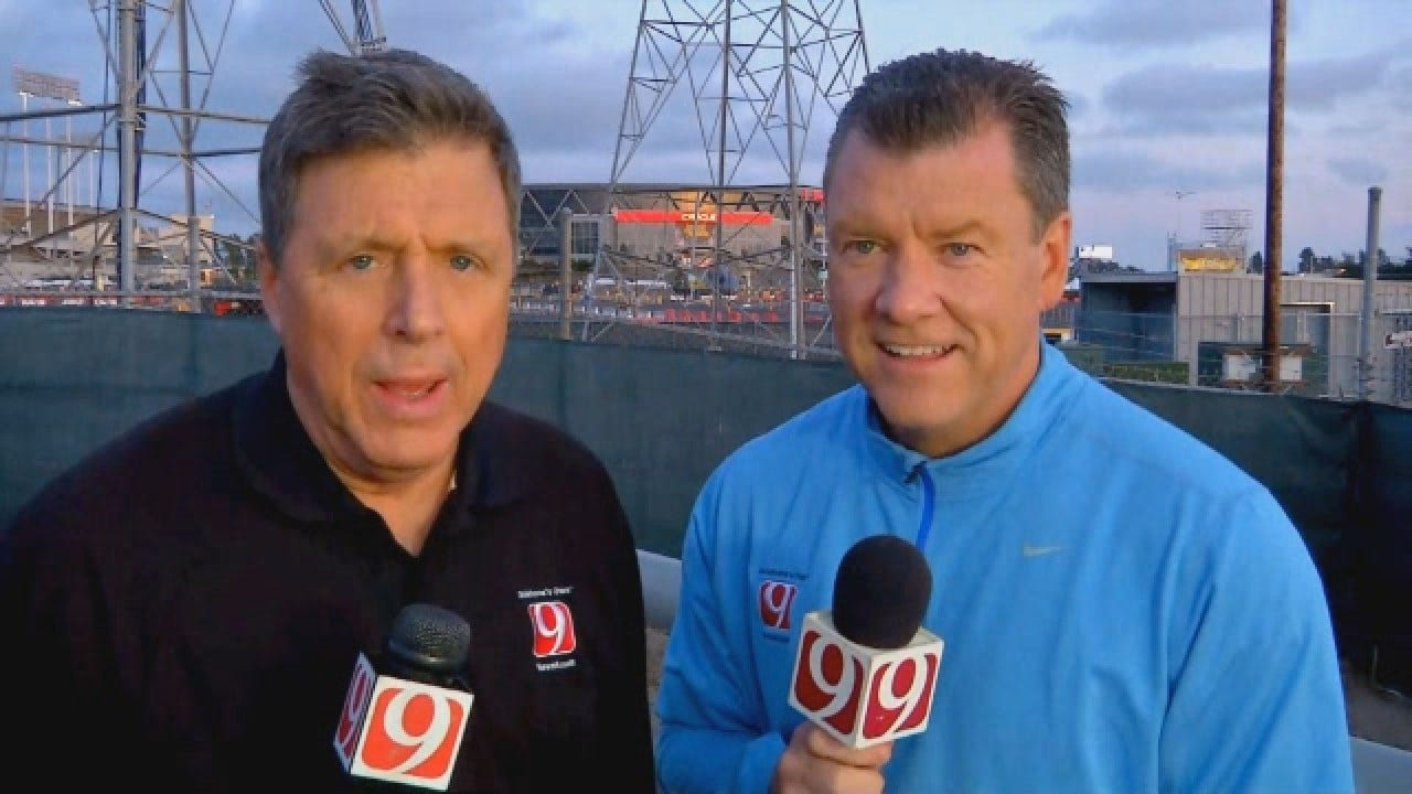 Dean and Steve Preview Game 5 Against The Warriors
