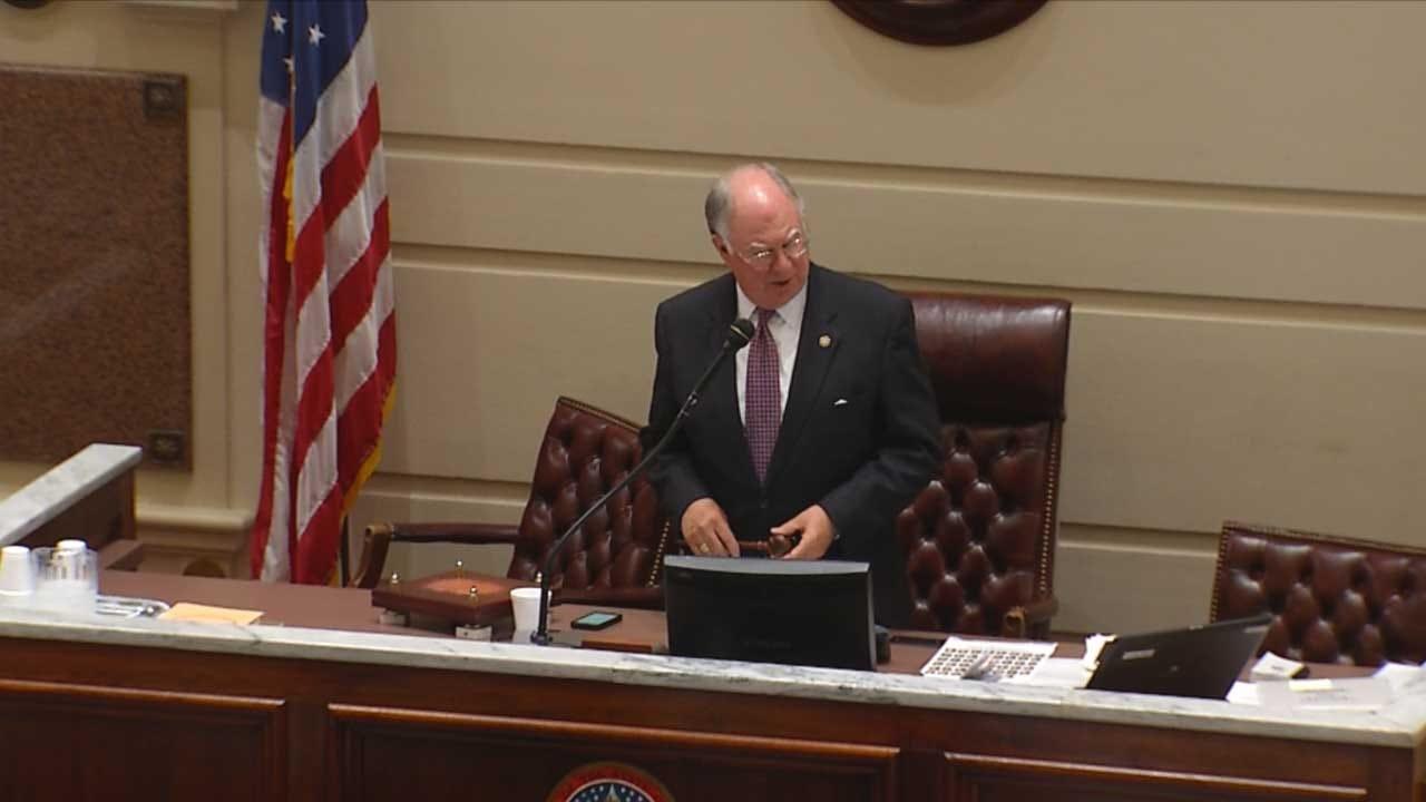 Oklahoma State Legislature Passes 2017 Budget Plan