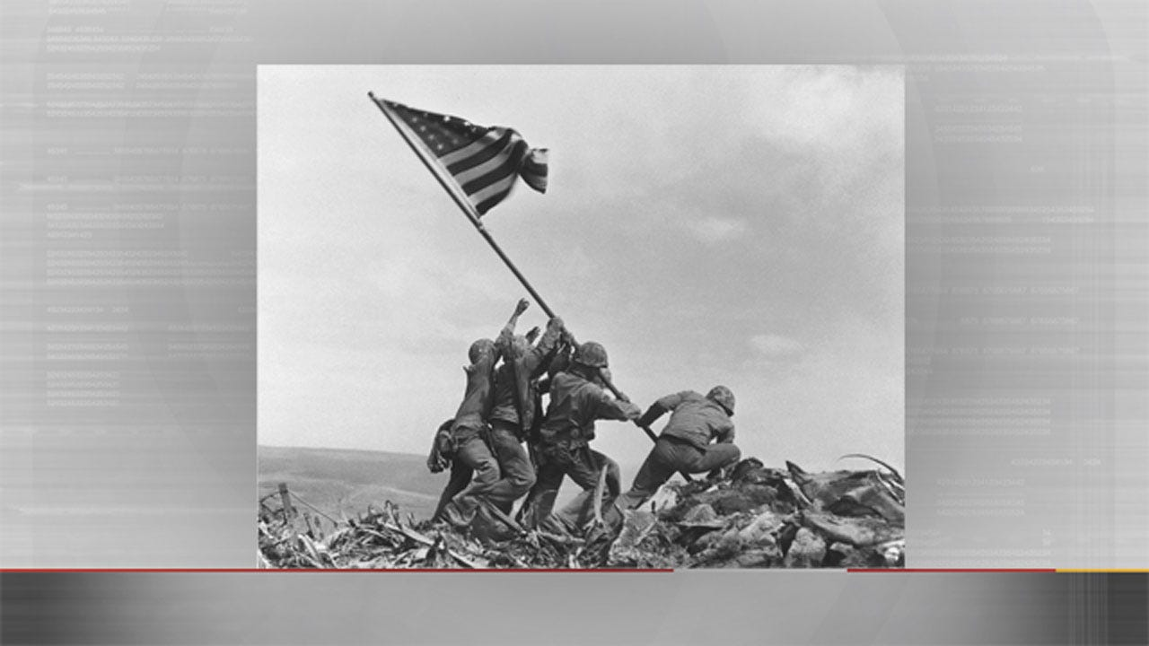 Marines Look Into ID Of Man Featured In Iconic Photo