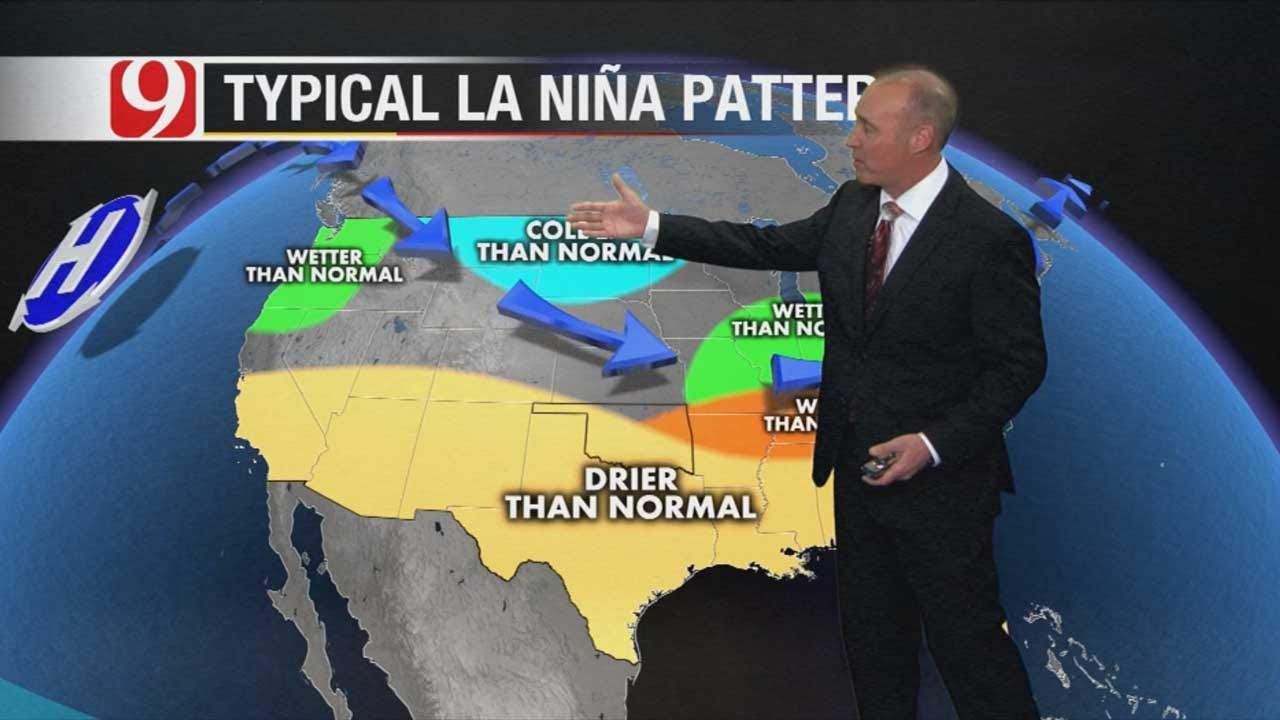 David Payne Shares His Winter Weather Forecast