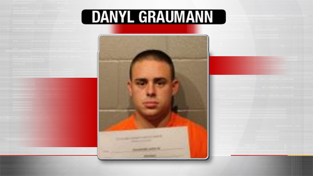 Man Arrested In Field House Fire Was Firefighter For Little Axe Fire Department