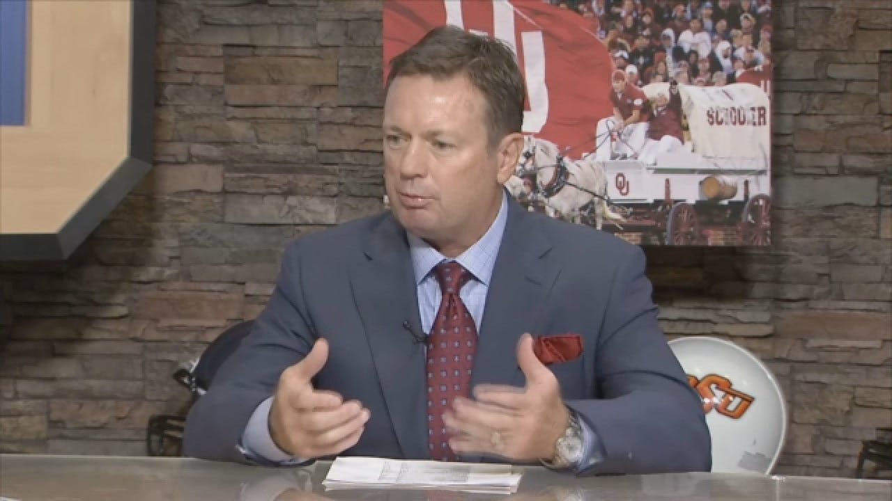 Dean Sits Down With Coach Stoops
