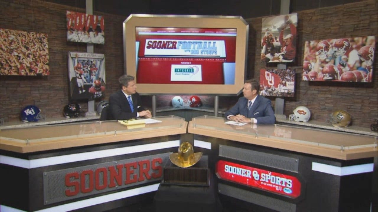 News 9's Dean Blevins' One-On-One With Bob Stoops