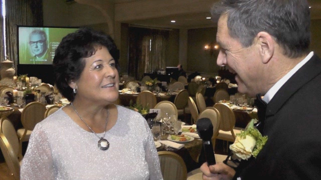 Former TU Star Lopez Inducted Into OK Golf Hall