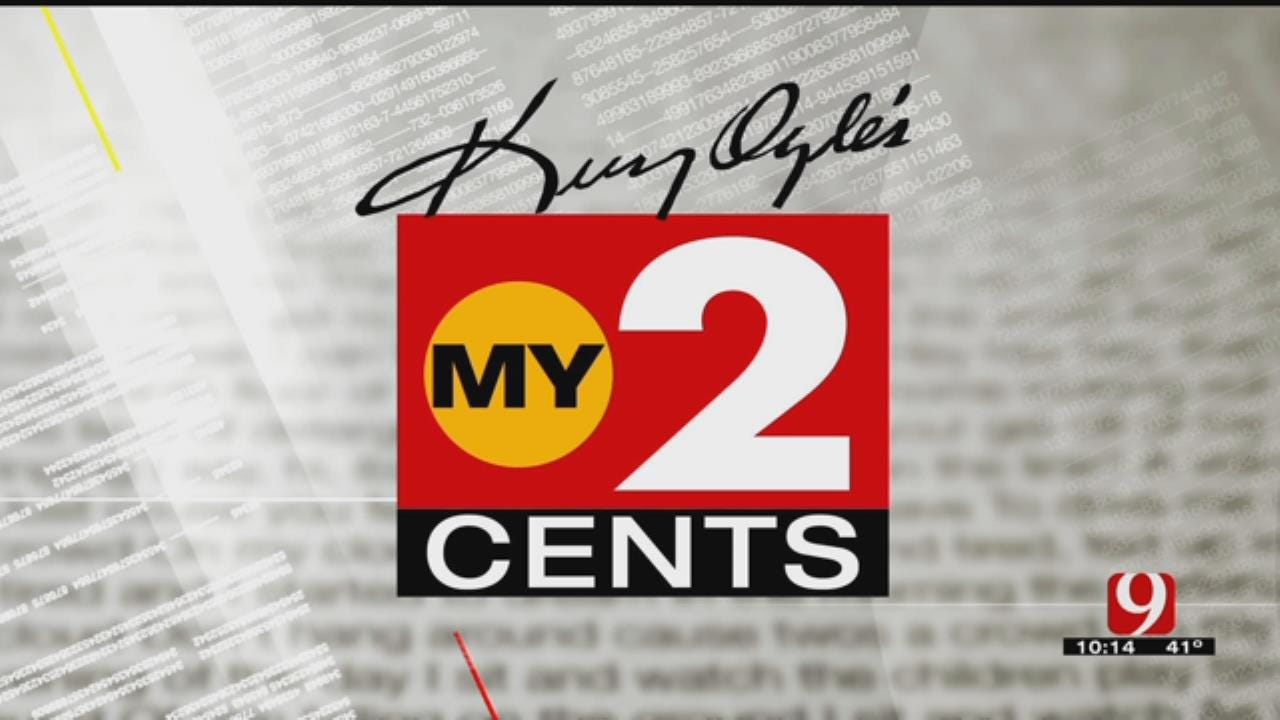 My 2 Cents: Land Run Monument