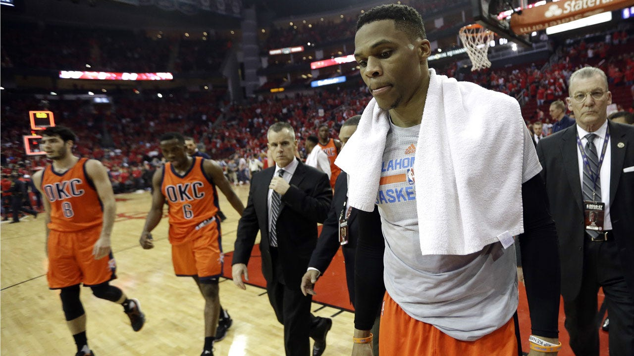 Thunder Looks For Bounce-Back Win Over Rockets In Game 2