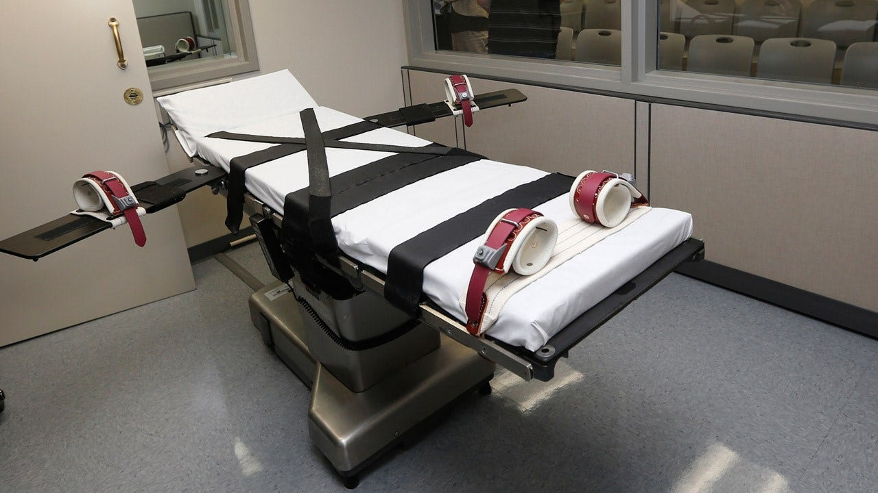 State's Death Penalty Review Expected Today