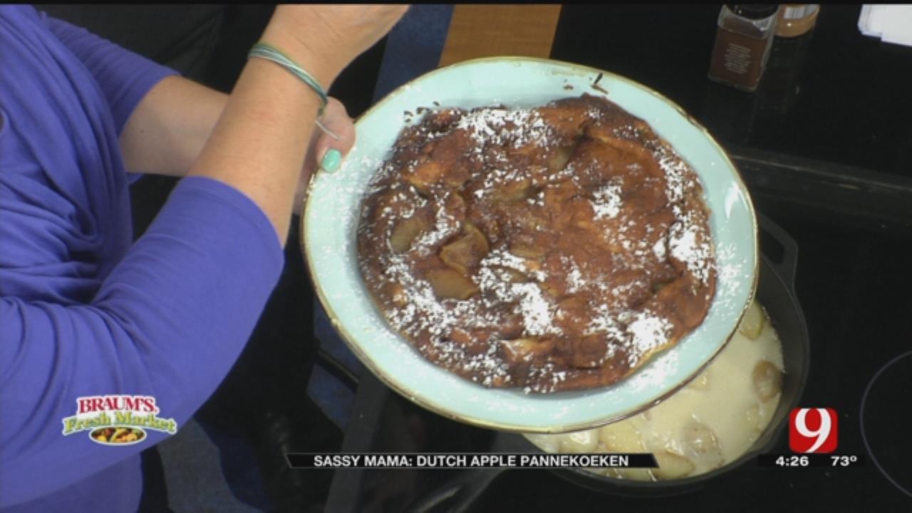 Dutch Apple Pannekoeken
