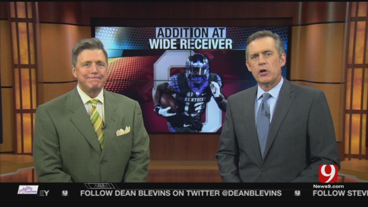 Oklahoma Ford Sports Blitz: April 2, 2017