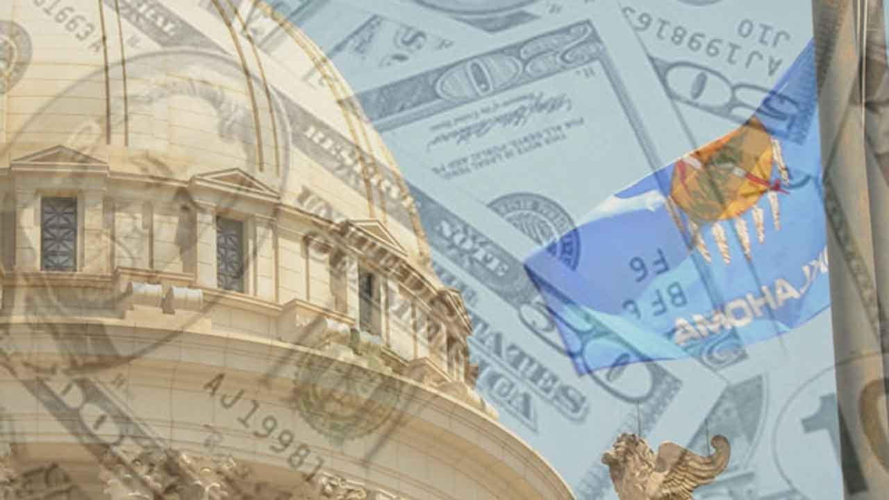Capitol Week In Review: Lawmakers Dip Into Empty Account To Fund DHS