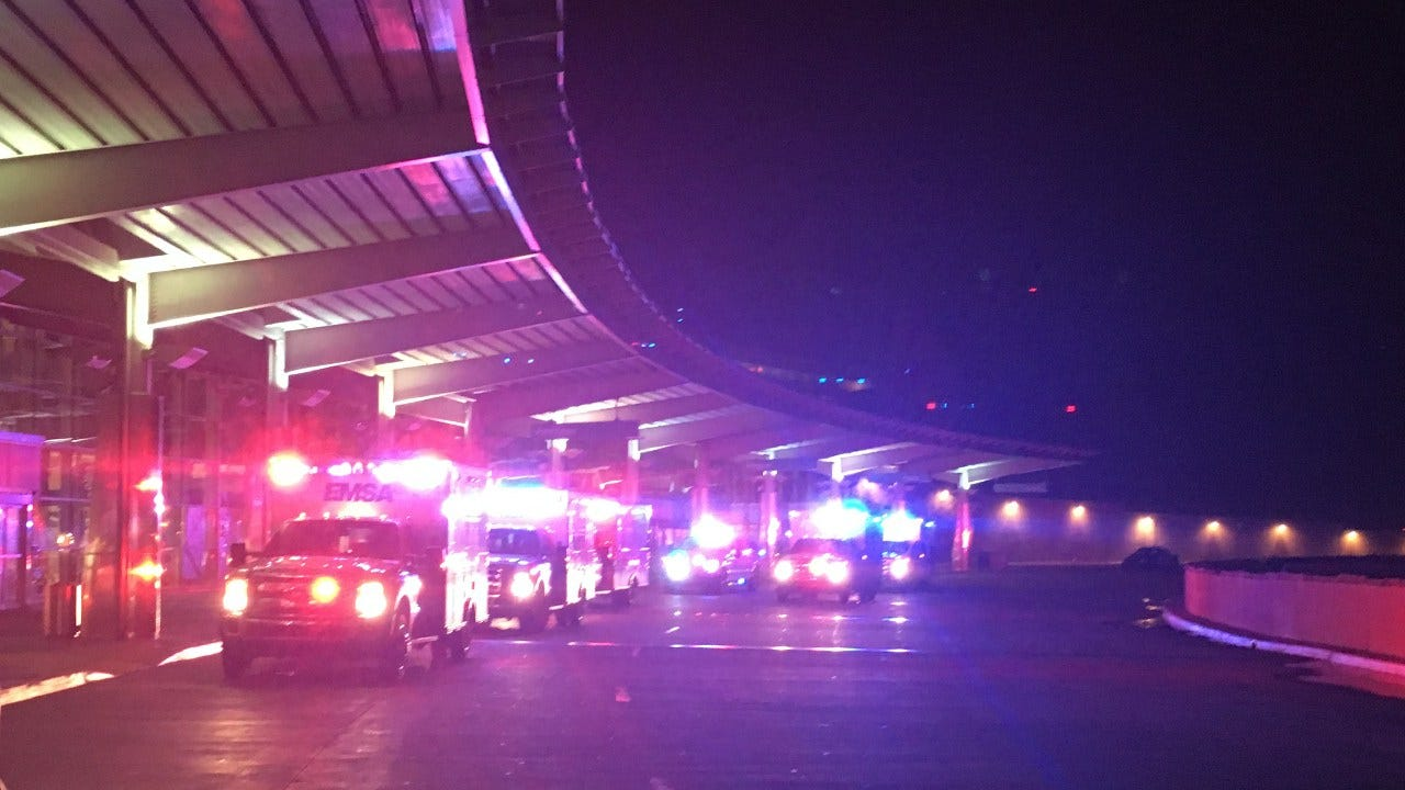 Flight Diverted To OKC Due To Unknown Odor