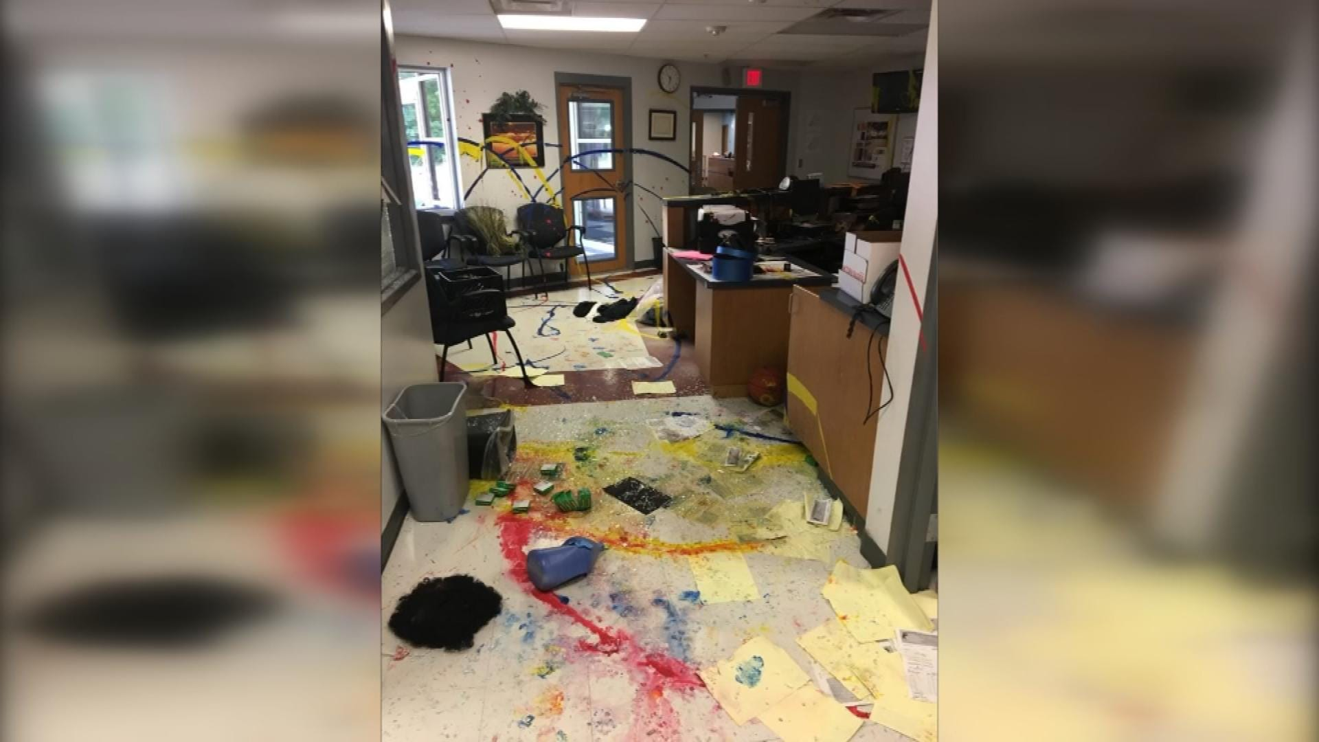 Summer Vandalism Forces OKCPS To Move Money From Supplies To Security