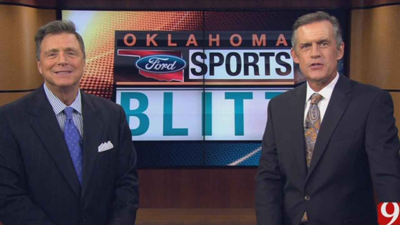Oklahoma Ford Sports Blitz: August 20