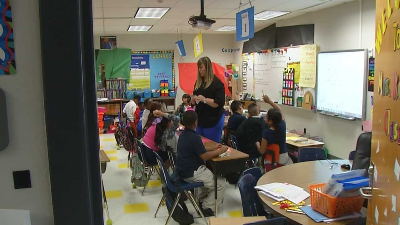 New Report Highlights Teacher Shortage In Oklahoma