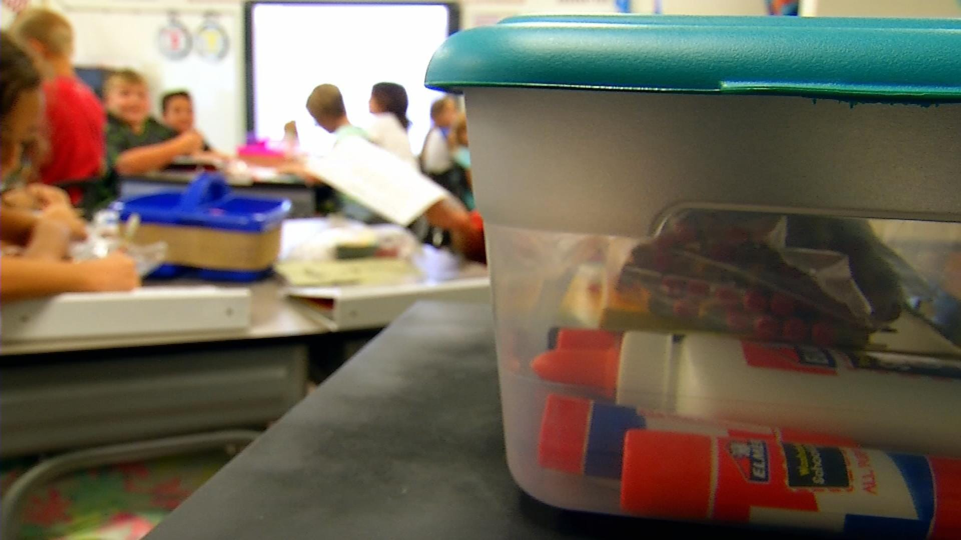 Parents Remember: Back To School Can Be An Anxious Time For Students