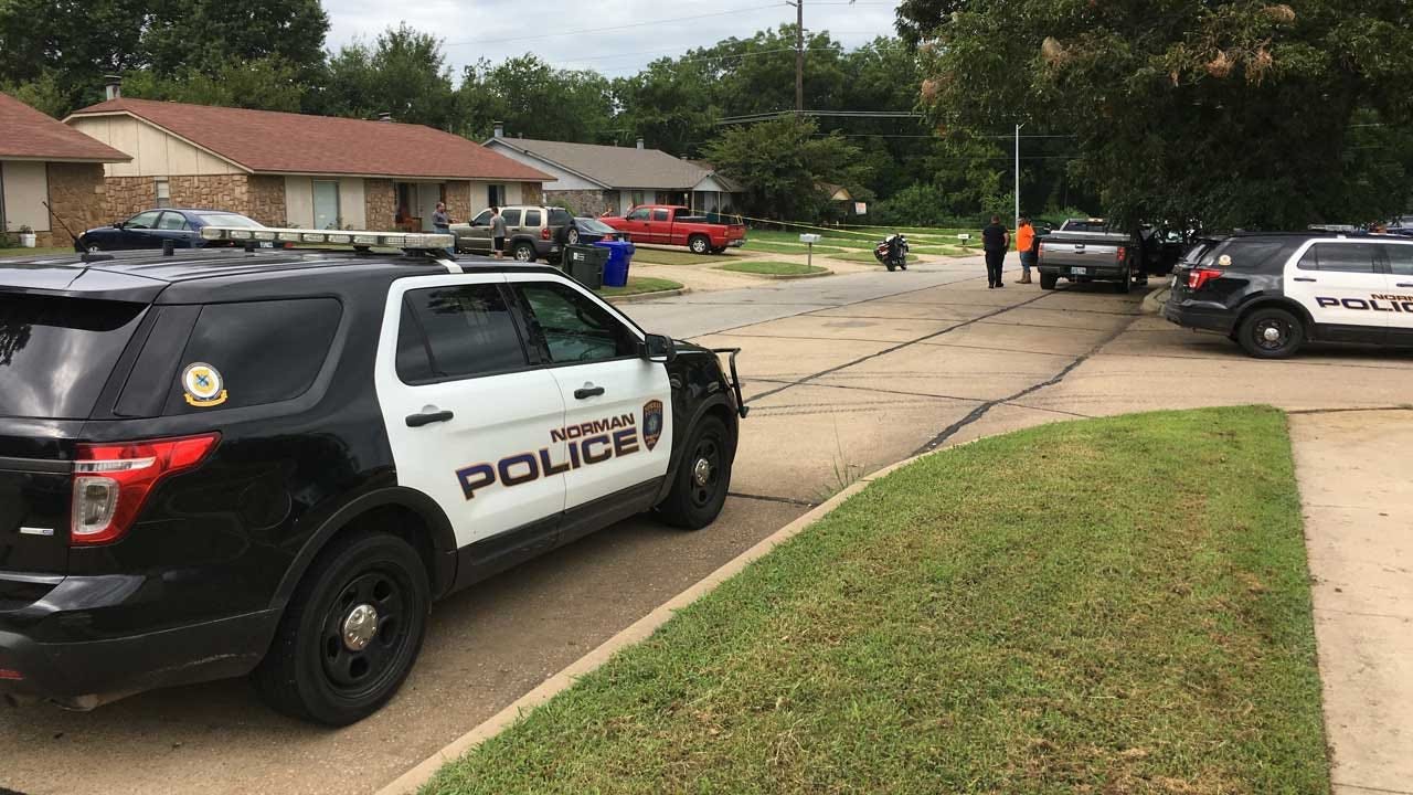 Police Search For Man After 'Suspicious Death' In Norman