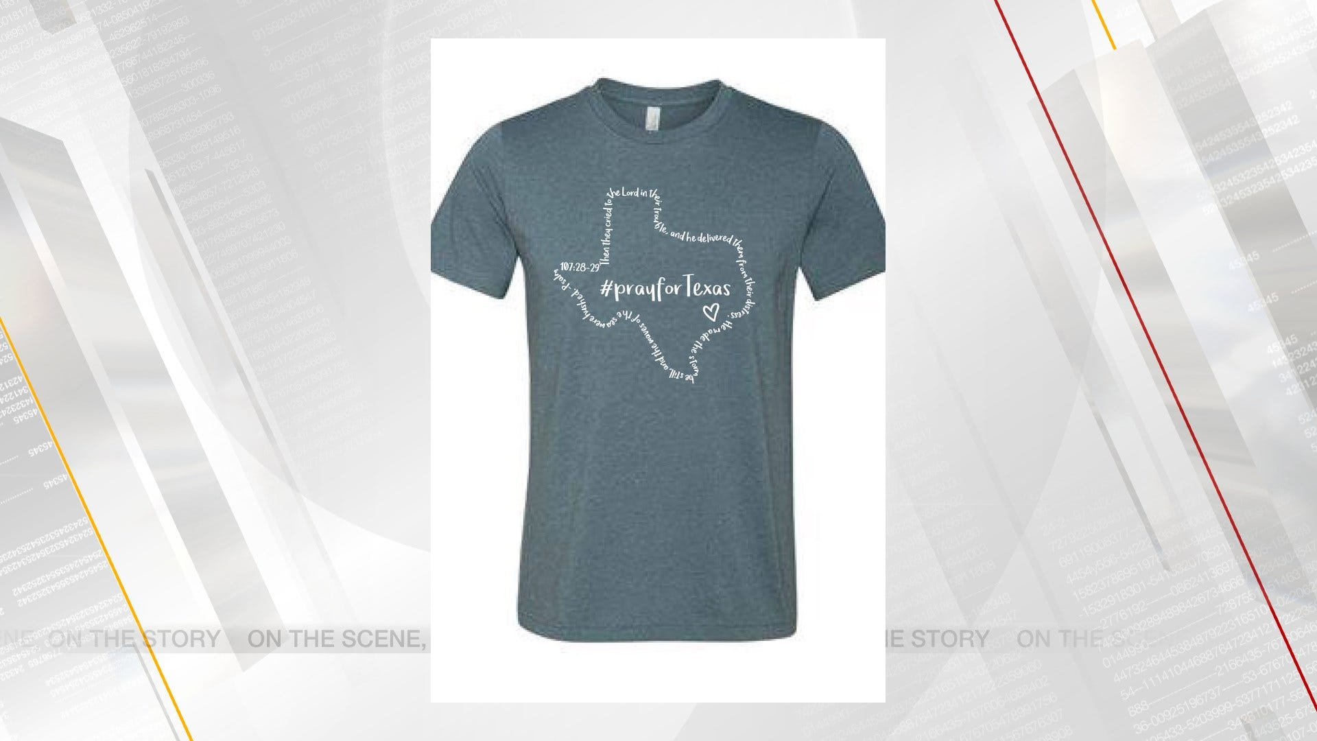 Guthrie Woman Raises Money For Those Impacted By Harvey