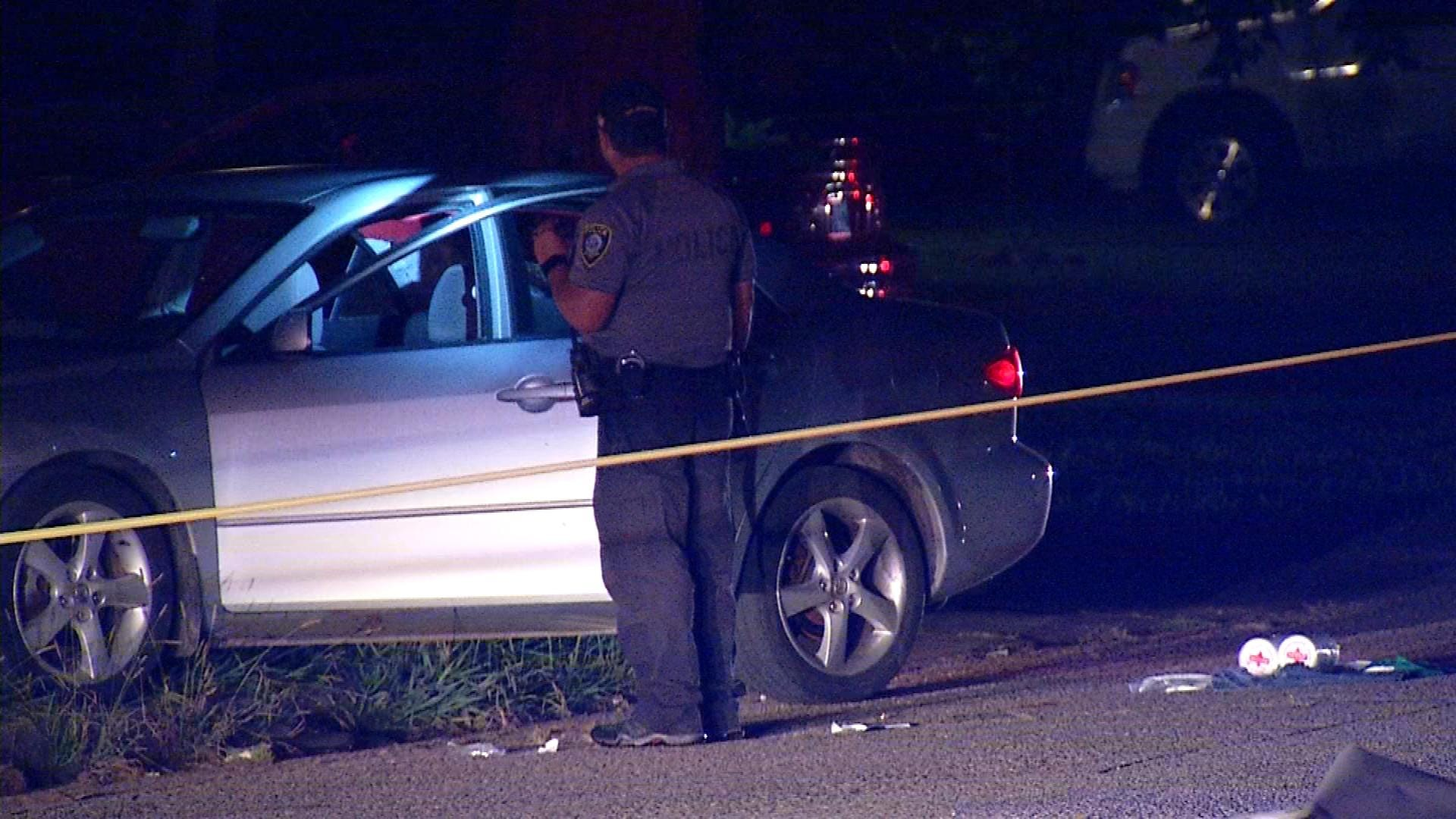 Police Investigate Double Shooting In NW OKC