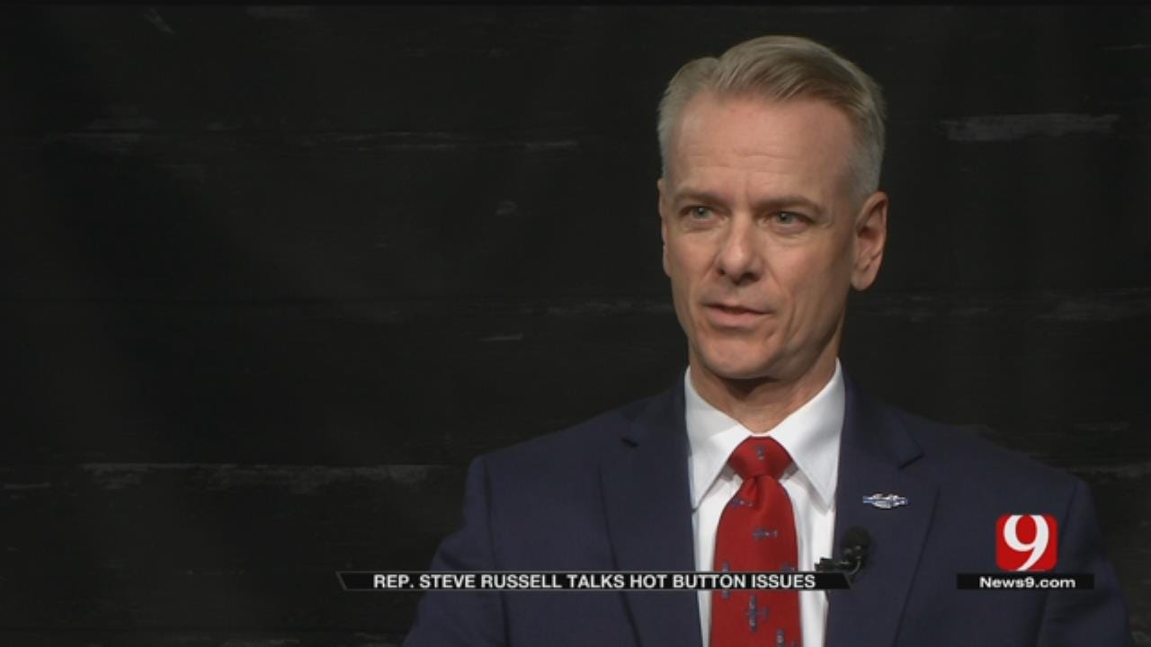 Rep. Russell Criticizes McCain, Breaks With White House On Immigration