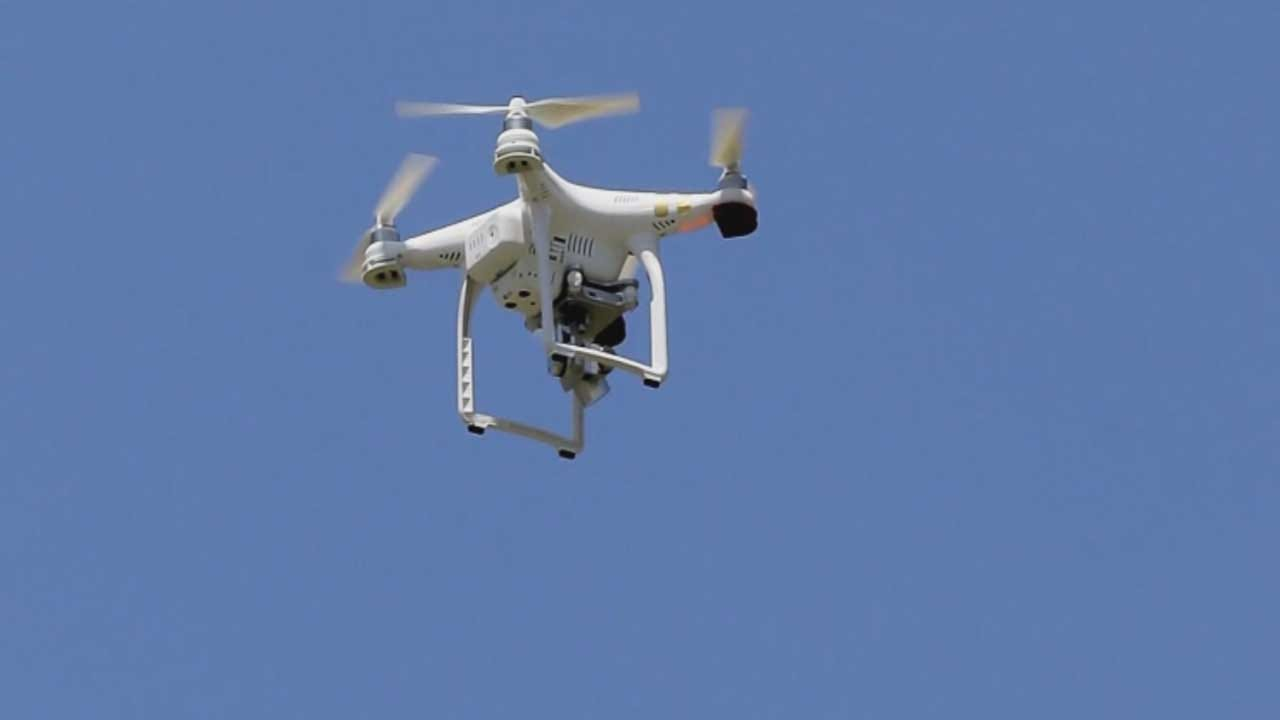 Military Gets Go Ahead To Take Out Drones Over Bases