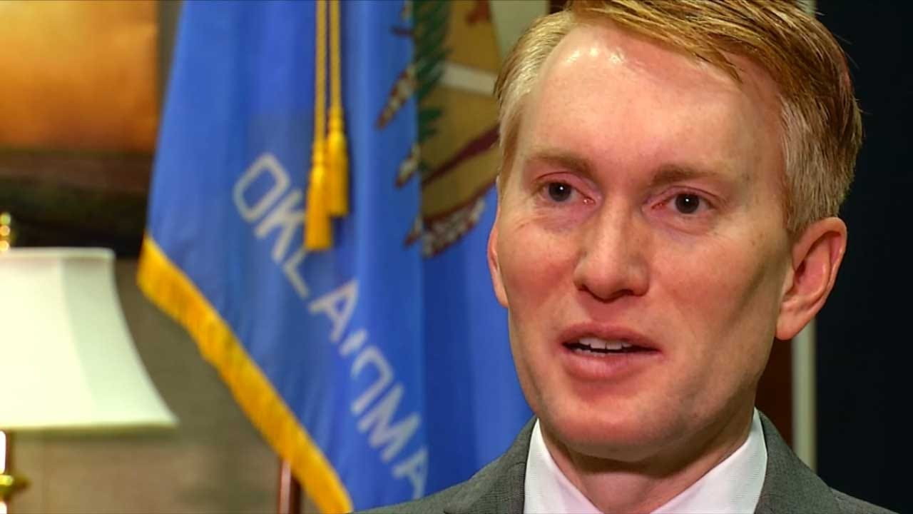 'Washington's Rising Star': One-On-One With Sen. Lankford