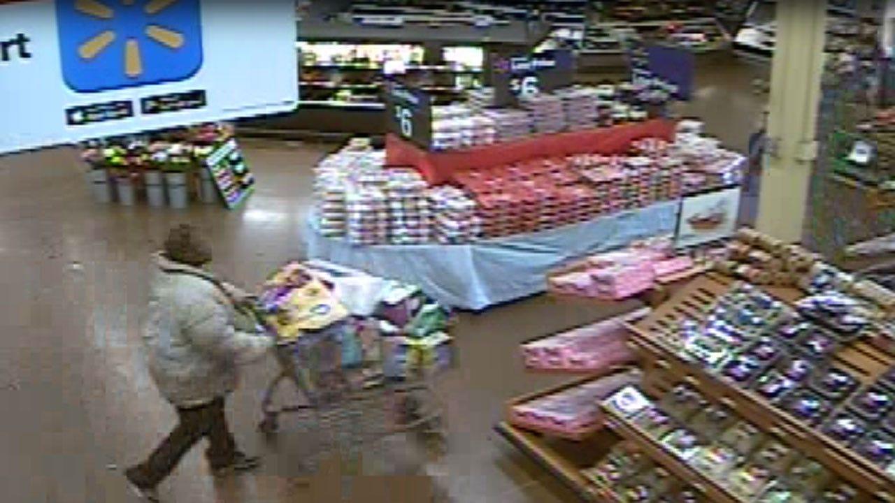 OKC Police: Woman Shoplifted Cart, Purse Full of Merchandise