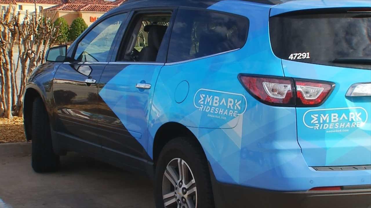 EMBARK Launches Metro-Wide 'Rideshare' Program