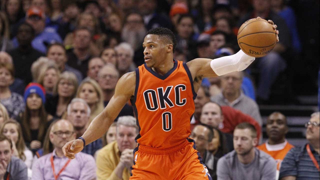 Russell Westbrook's 29th Triple-Double Leads Thunder Past Pelicans