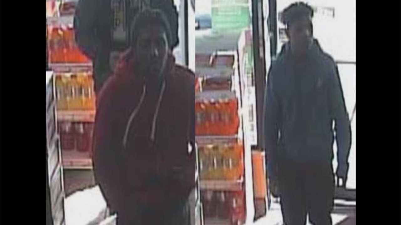 Police Say 2 People Have Homicide Information