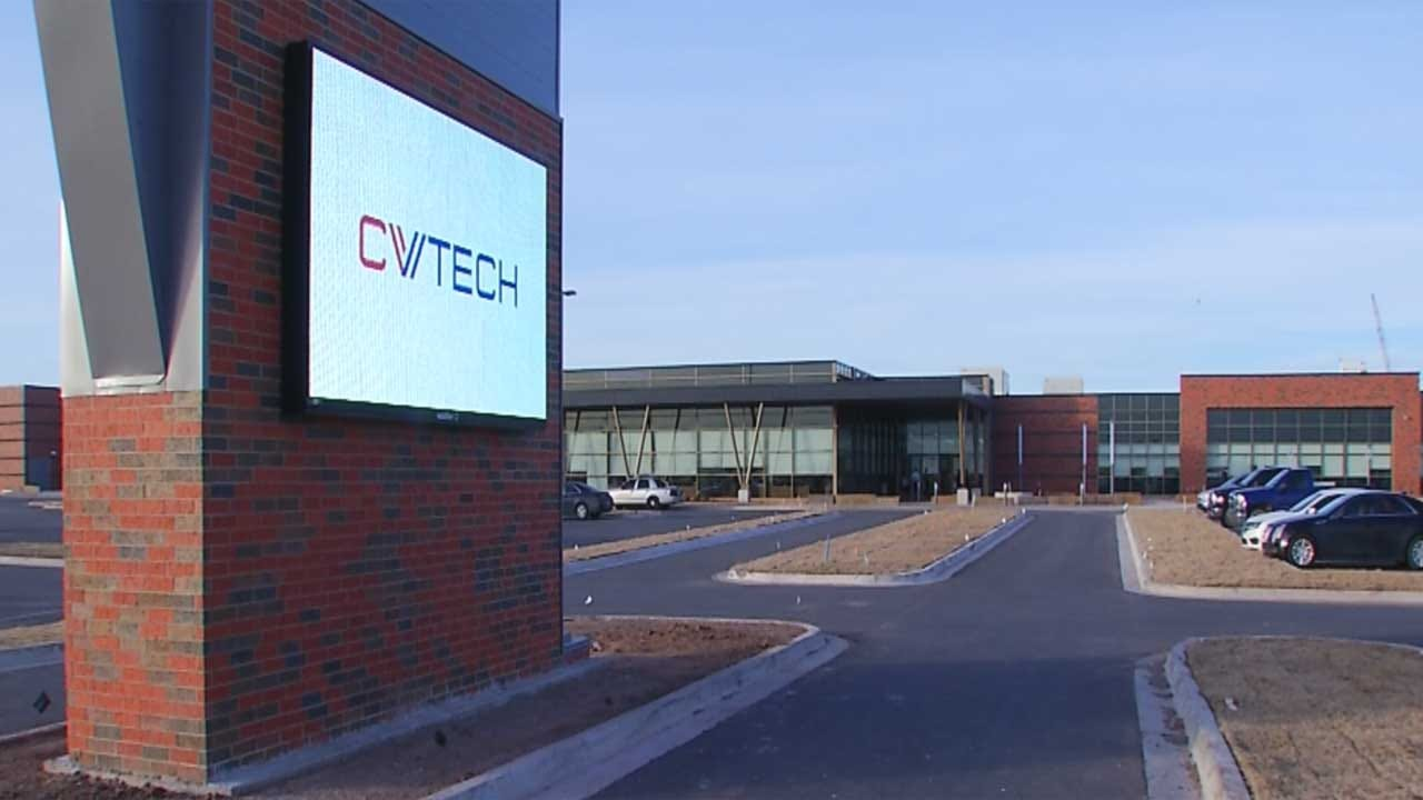 Canadian Valley Tech Center Reopens After 2013 Tornado