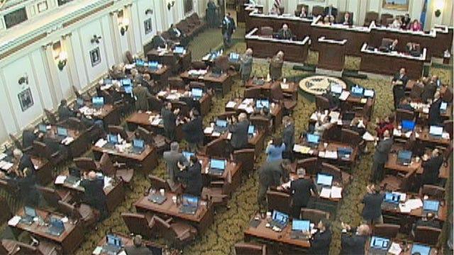 Oklahoma Lawmakers File More Than 2K Bills For Legislative Session