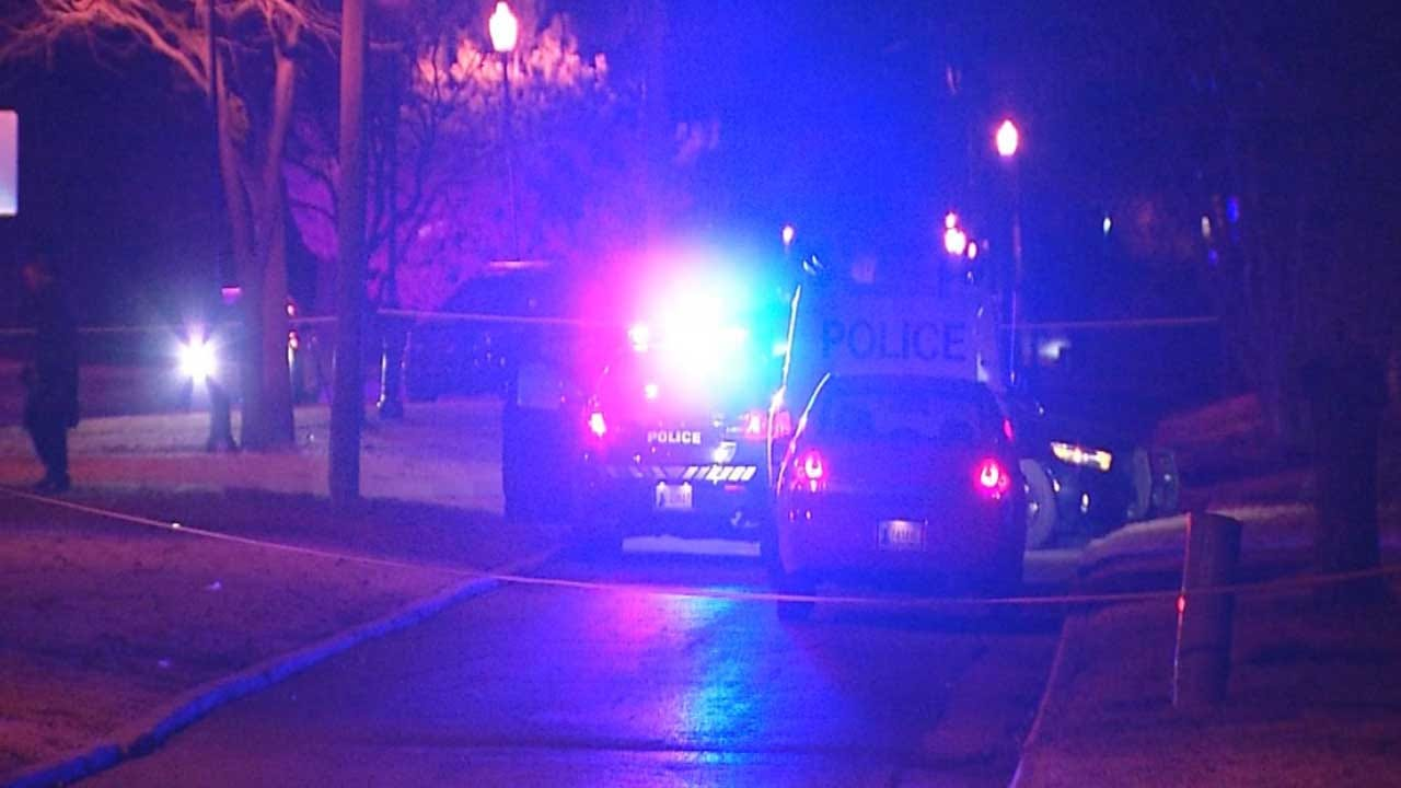 Witness Describes Frightening Moments Of NW OKC Homicide