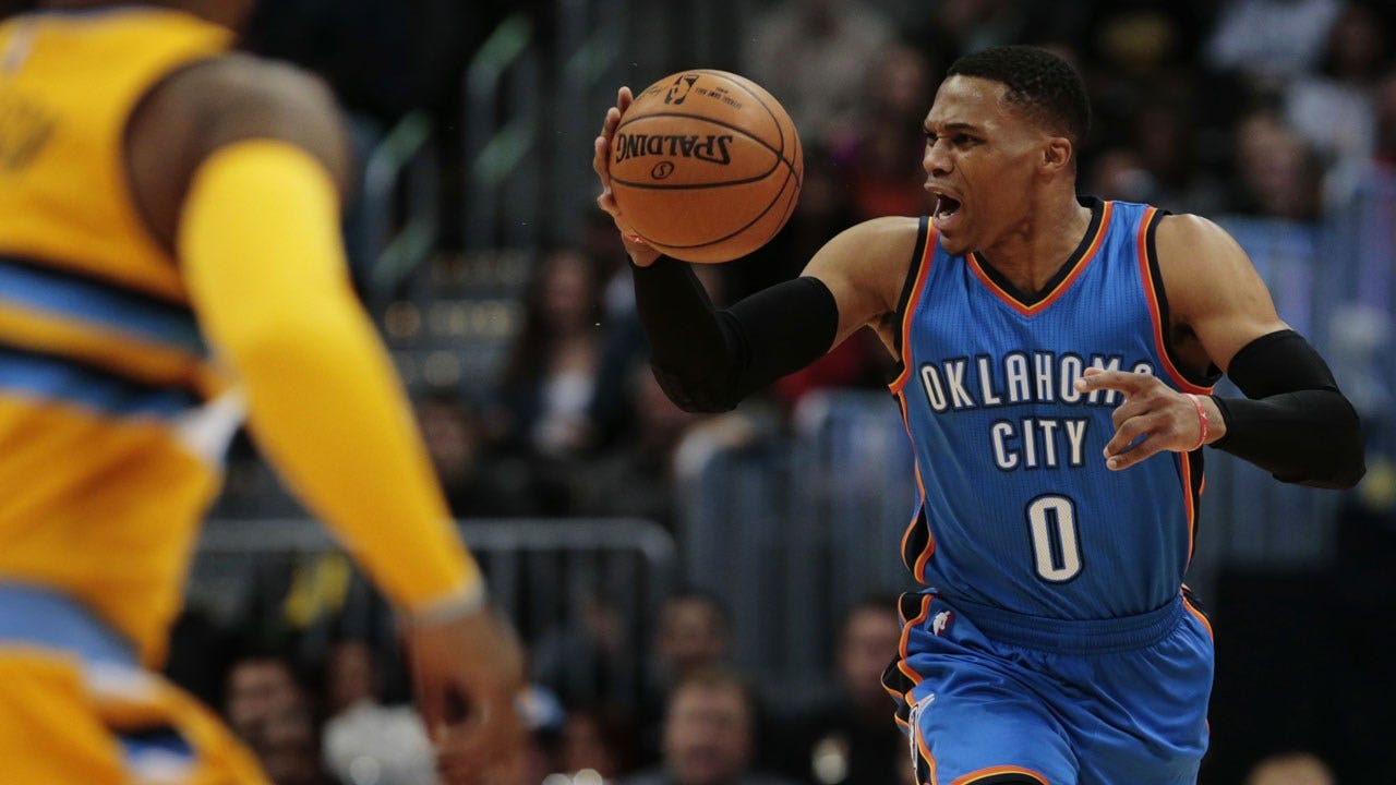 Westbrook's 49 Points Not Enough Against Houston As Thunder Drop Third Straight