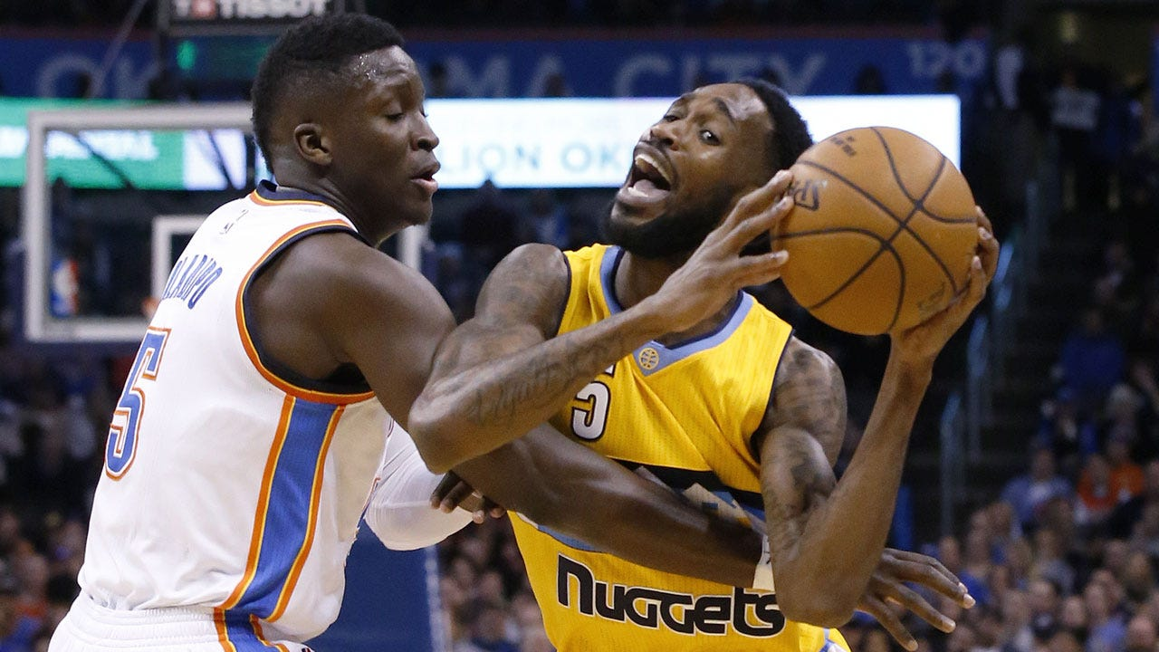 Thunder Snap Losing Streak With Big Win Over Nuggets