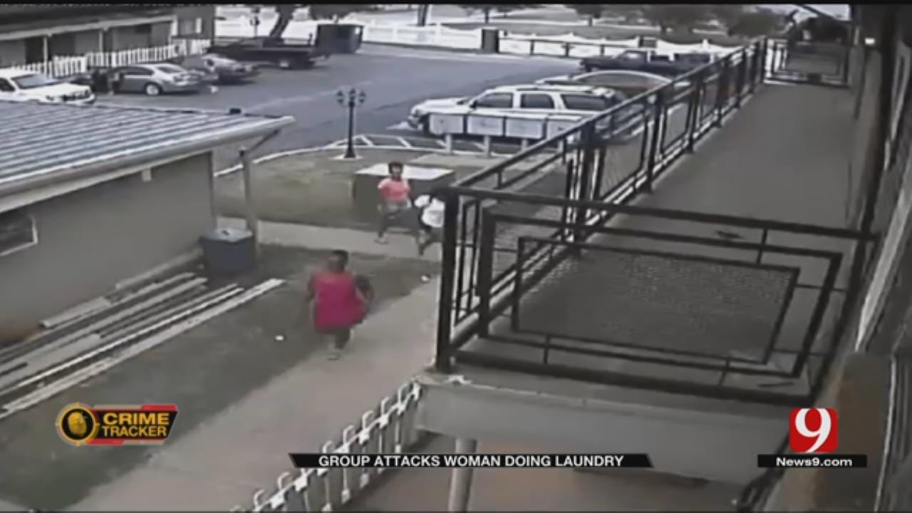 OKC Woman Assaulted In Apartment Laundry Room