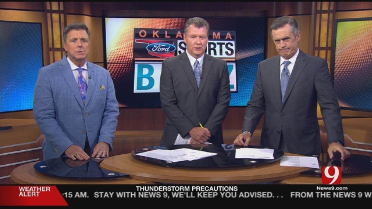 Oklahoma Ford Sports Blitz: July 23, 2017