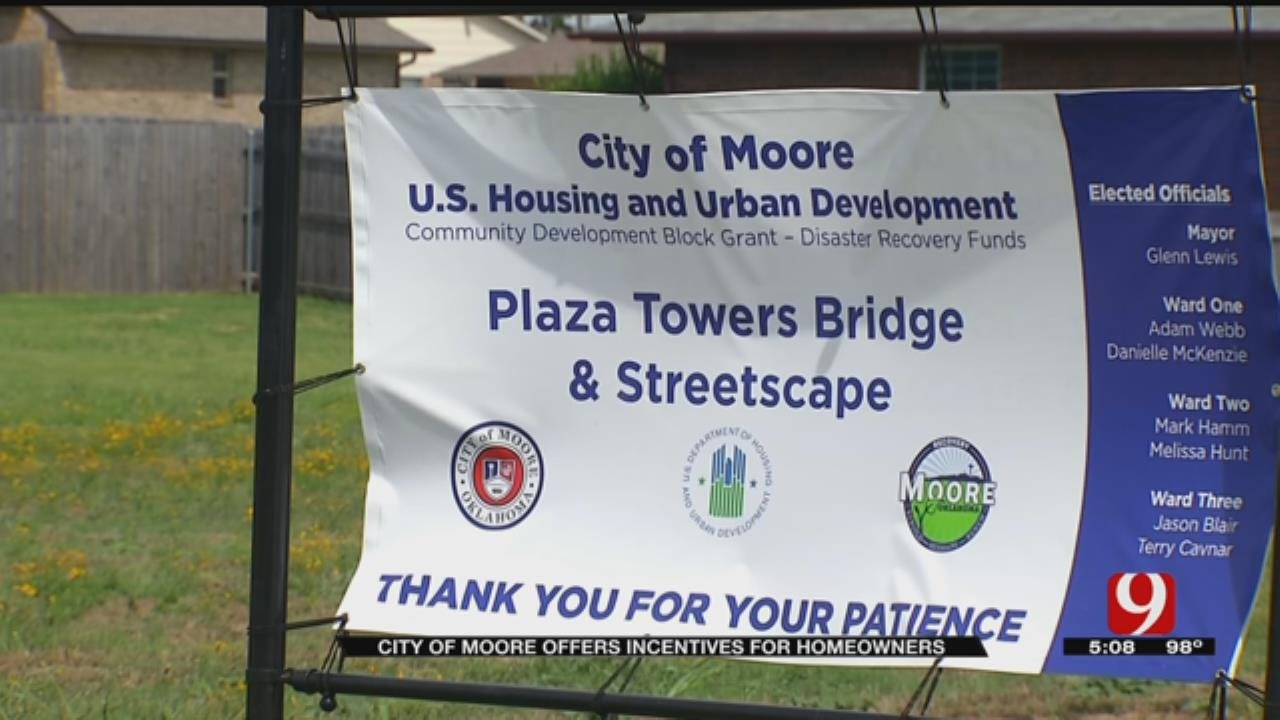 Moore Giving $1 Million To Potential Homebuyers
