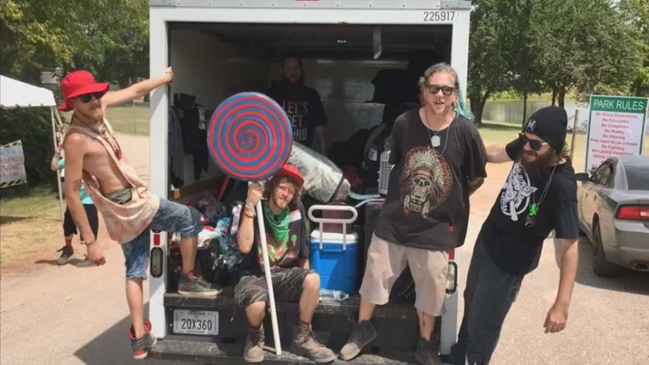 Thousands Expected At Controversial Music Festival In OKC